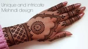 Best Mehndi Design Video New Beautiful Henna Mehndi Design For Top Of Hands