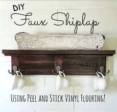 shiplap is definitely one of the hottest trends in home decor these days thanks to the show fixer upper and the popularity of farmhouse style