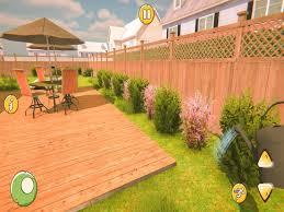 garden design game lawn cart