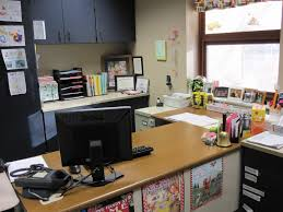 decorate office space. Interior : How To Decorate Your Office Desk Cubicle Cover Full Size Space