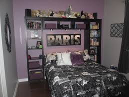 Paris Themed Bedroom For Teenagers Cool Teen Room Ideas For Girls With Paris Wall Theme Amys Office