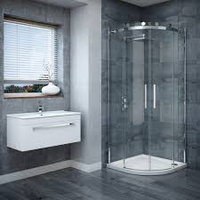 Plain Curved Shower Enclosures Uk S Intended Design Inspiration