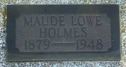 Maude Ivy Lowe Holmes (1879-1948) - Find A Grave Memorial