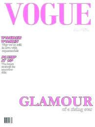 Free Magazine Cover Template Fake Magazine Cover Template Magazine