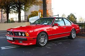 BMW 6 Series E24 1976-1989 - YouTube