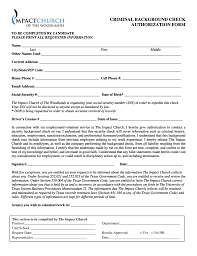 Criminal Record Template Employee Criminal Background Check Consent Form Fresh Criminal