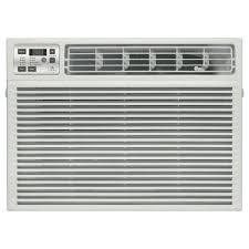Home Air Conditioner Ge 24000 Btu 230 Volt Electronic Heat Cool Room Window Air