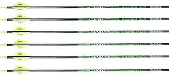 Victory Vap Arrow Chart Victory Vap Gamer Arrows 400 Factory Fletched With Blazer