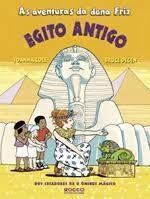 AVENTURAS DA DONA FRITZ, AS - EGITO ANTIGO - Livraria Livros e Livros