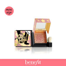 benefit gold rush bop mini