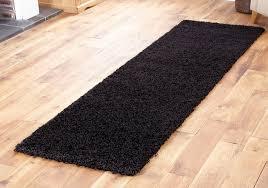 modern thick 5cm deep pile long blue green black brown red quality runner rugs