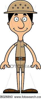 zookeeper clipart. Fine Clipart A Cartoon Zookeeper Man Smiling And Zookeeper Clipart P