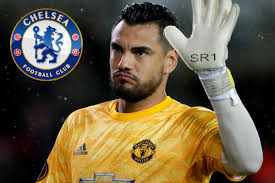 Man Utd outcast Sergio Romero wanted in shock Chelsea transfer with Leeds  and Everton also eyeing wantaway keeper