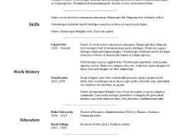 breakupus pleasant best resume examples for your job search breakupus engaging resume templates best examples for alluring goldfish bowl and pleasant college graduate