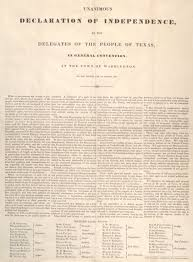texas declaration of independence gilder lehrman institute  the texas declaration of independence was signed at washington on the brazos now commonly referred to as the birthplace of texas