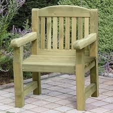 garden furniture. Carver Chair · Tate Fencing Garden Furniture 3