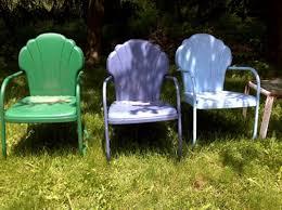 retro metal patio chairs. Retro Metal Lawn Chairs Patio C
