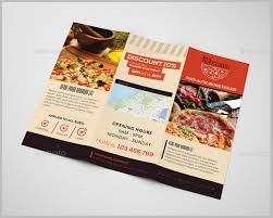 Restaurant Brochure Templates - Tier.brianhenry.co