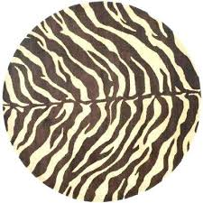 round area rugs 8 ft beige brown 8 ft x round area rug animal print rugs