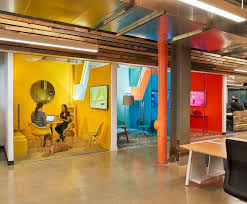 cool office interior design. Looking To Update Your Office? Here Are 3 Of 2018\u0027s Leading Trends Get  You Started: Cool Office Interior Design