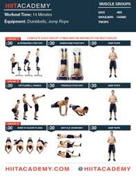bust out this clic upper body chest bicep and ab hiit workout its simple yet highly effective to strengthen and tighten up your already awesome body