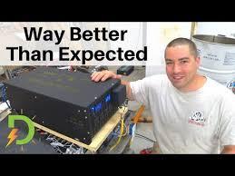 Repair / Review: Power Jack 8000W LF PSW INVERTER <b>DC24V</b> ...