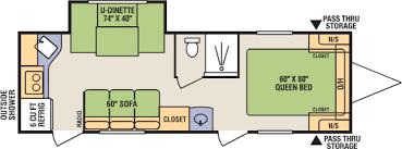 travel trailer floor plans. 2018 Livin\u0027 Lite CampLite CL23RKS Travel Trailer Floorplan Floor Plans 0