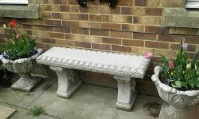 concrete garden bench. Build A Concrete Garden Bench