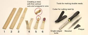 Bassoon Reed Making How To Play The Bassoon How To Make A Reed Musical