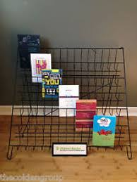 Greetings Card Display Stands Greeting Card Retail Card Literature Stands Ebay Regarding 39