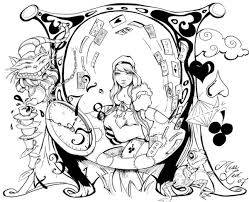 Small Picture 50 Trippy Coloring Pages Coloring Home