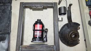 homemade wheel bearing puller. homemade wheel bearing puller l