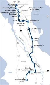 Train From Seatac To Seattle