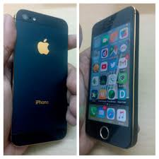 iphone 5s gold and black. ulasan produk iphone 5 16gb black gold edition (second condition) ori - missnovgallery | tokopedia 5s and