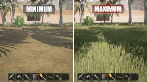 Armor is equippable and most grant passive attribute bonuses to your character. Conan Exiles Minimale Vs Maximale Details Pc Grafikvergleich Graphics Comparison Youtube