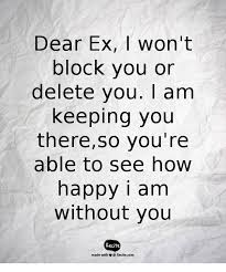 Quotes About Your Ex Simple 48 Best Quotes To Make Your EX Jealous Hurt And Repent