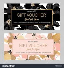 Beauty Gift Certificate Template 19 Best Vouchers Templates Images