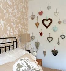 on wall art love heart with through the keyhole make hearts feature be comfortable a residence