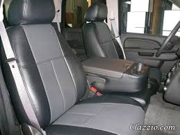 chevy silverado clazzio seat covers