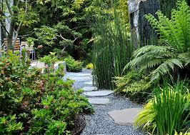 check out the fallowing gallery of zen backyards that shows more elegant combinations between traditional asian gardens elementodern vision and