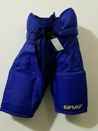 Details About Graf 500 Ice Hockey Pants