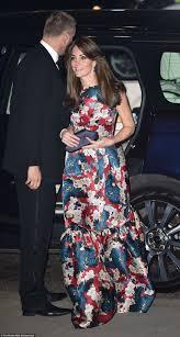 Kate Middleton wears Erdem dress to 100 Women in Hedge Funds.