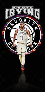 Irving again served as brooklyn's tertiary scoring option behind former mvps kevin durant and james harden. Kyrie Irving 11 Kyrie Irving Logo Wallpaper Kyrie Irving Irving Wallpapers