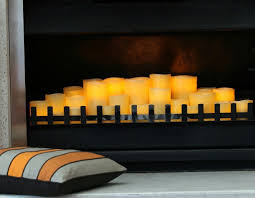 large size fireplace candle holder target home design ideas
