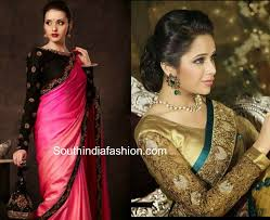 Latest Full Sleeves Blouse Designs Latest Full Sleeves Embroidery Blouse Designs For Sarees And