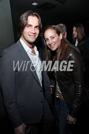 Lisa Fields of GQ and Jake Deutsch attend the GQ New Management party... |  WireImage | 131943618