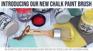 Creative Talents Chalkpaint Brush Creative Talents