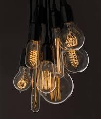 cage lighting. Vintage Light Bulb Cage Lighting
