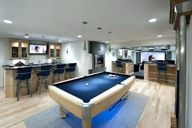 pool table rug pool rug contemporary pool table basement contemporary with area rug bar image by