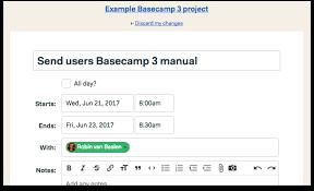 Basecamp Gantt Chart Free Creating A Gantt Chart For Basecamp Ganttify Blog